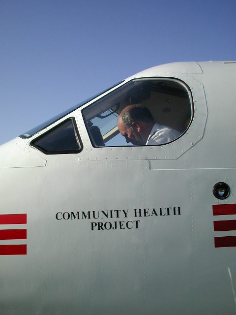 The Flying Doctor Service