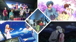 Five Anime That Will Actually Make You Cry - Featured