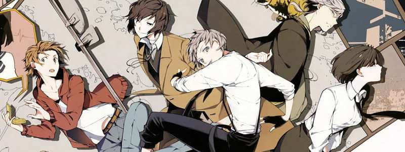 Bungou Stray Dogs -- Featured