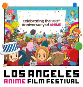 Los Angeles Anime FIlm Festival -- Body 2