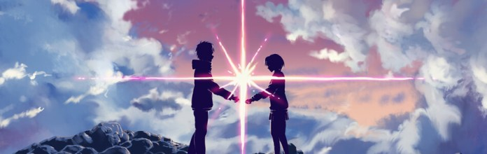 Your Name Kimi no Na wa Western Blu-Ray -- Featured