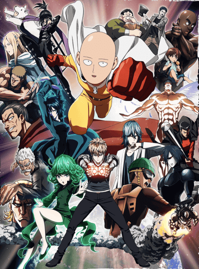 One Punch Man Season 2 Icon