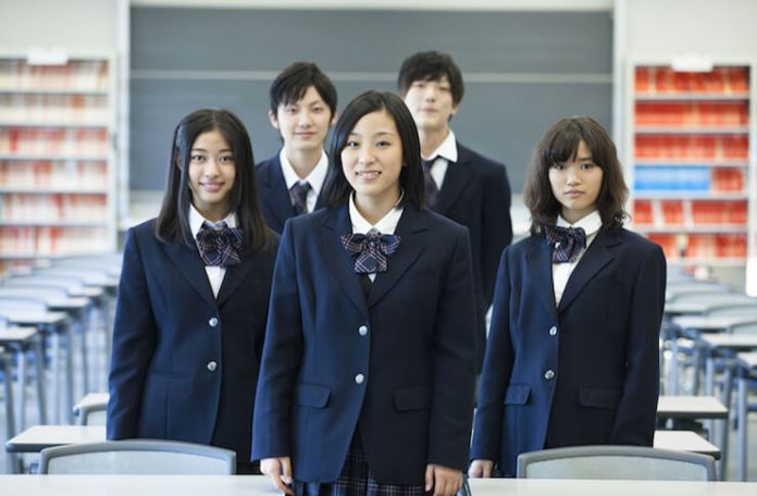 Japanese Middle School Lightens Its Uniform Policy