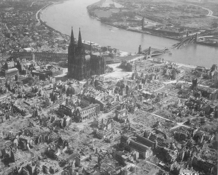 Resultado de imagen de LA segunda guerra mundial impacto artistico