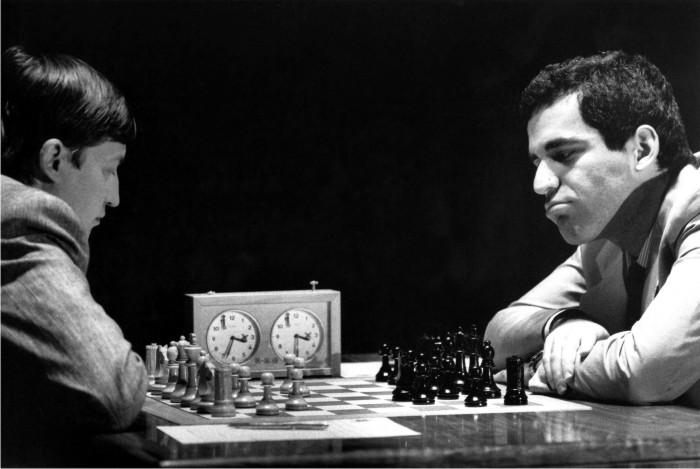 Fig. Inicio Karpov Kasparov Kasparov com