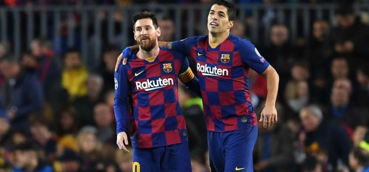 Luise Suarez finally revealed why Messi did not leave Barcelona