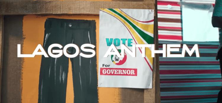 """Zlatan – """"Lagos Anthem"""""""
