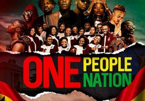 Stonebwoy – One People One Nation Ft King Promise, Fancy Gadam, Fameye, Maccasio, Efya, Teephlow, Darkovibes & Bethel Revival Choir| Mp3 Download