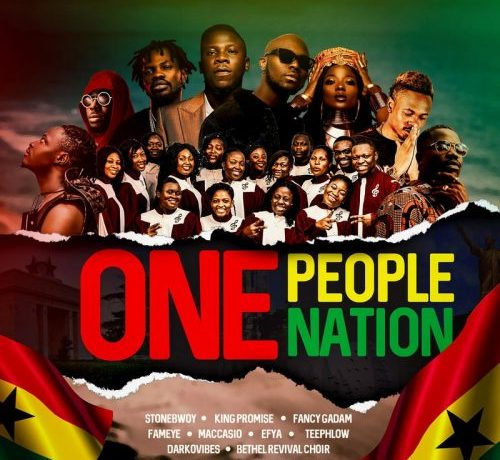 Stonebwoy – One People One Nation Ft King Promise, JotNaija