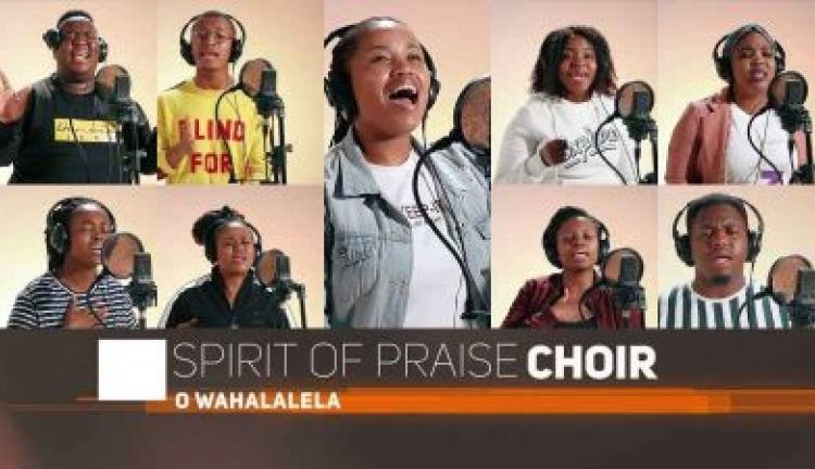 Spirit Of Praise – O Wahalalela, JotNaija