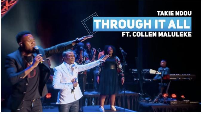 Takie Ndou – Through It All, JotNaija