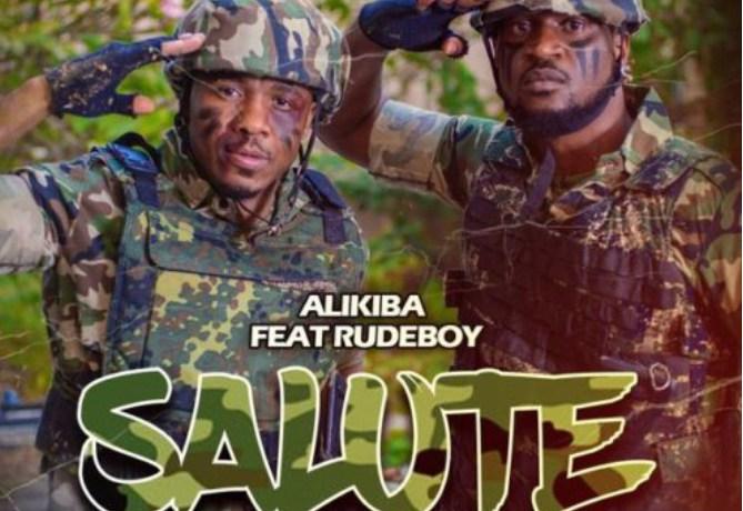 Alikiba ft. Rude Boy – Salute, JotNaija