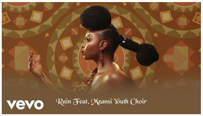 Yemi Alade – Rain, JotNaija