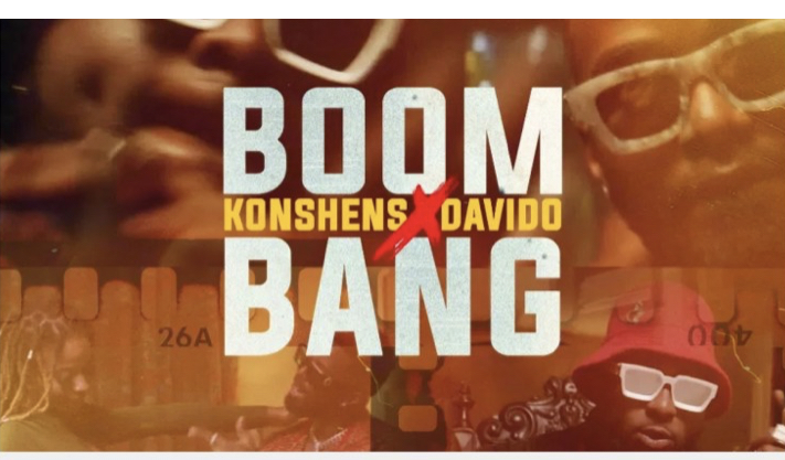 Koshen ft Davido -Boom Bang, JotNaija