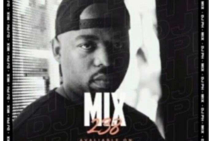 DJ pH – Party With pH (Mix 238), JotNaija