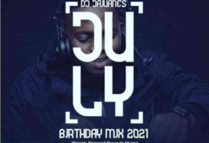 DJ Jaivane – July Birthday Mix 2021 (Strictly Simnandi Records), JotNaija
