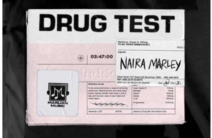 Naira Marley – Drug Test, JotNaija