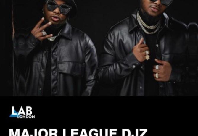 Major League – Lab London Mix Mp3 Download, JotNaija