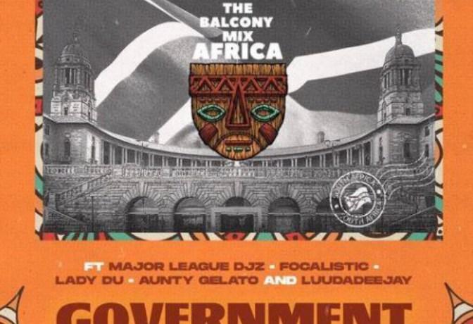 The Balcony Mix Africa – Government, JotNaija