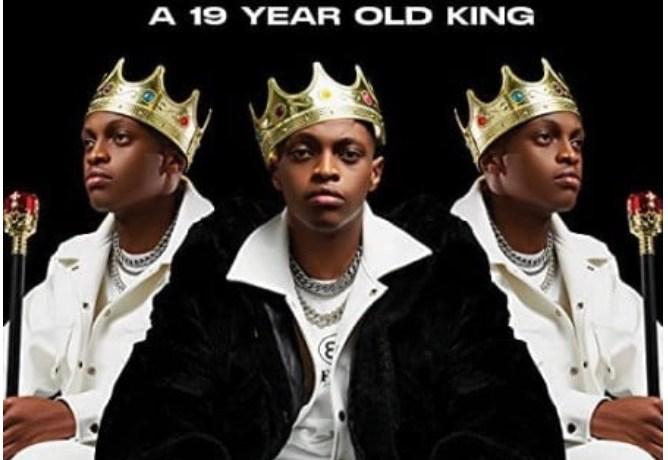 DJ MELZI – A 19 YEAR OLD KING (Zip), JotNaija