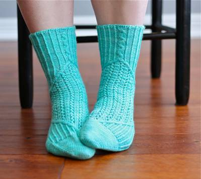 Jo Torr On Cloud Nine socks