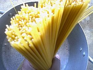 Spaghetti spirals