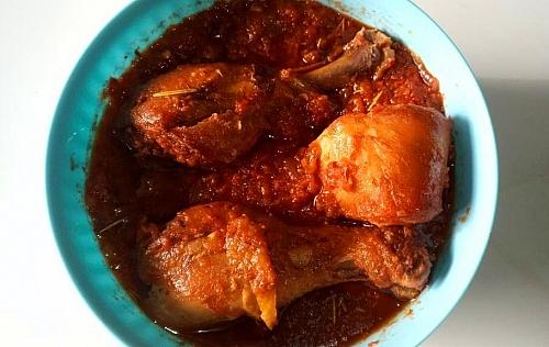 Delicious chicken stew recipe