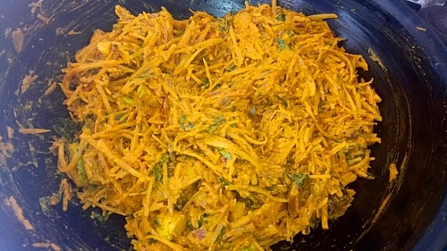 Abacha is best served warm