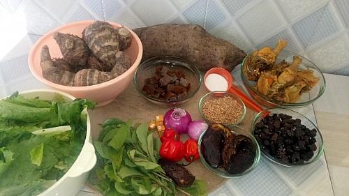 Ekpang Nkukwo Recipe: How to Prepare Ekpang Nkukwo (Cocoyam Pottage)