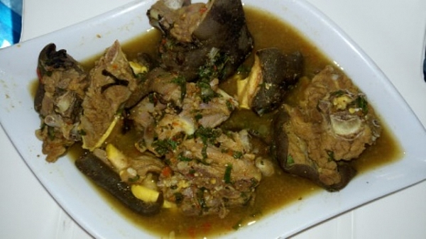 Photo of Goat meat recipe: How to make pepper soup with goat meat