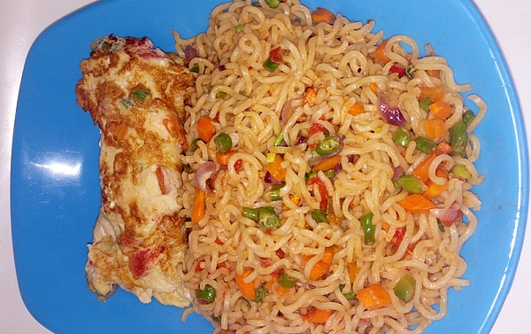 Photo of Instant fried noodles recipe:  How to cook fried indomie