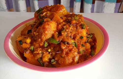 Photo of How to Cook a Simple Healthy Yam Porridge/Pottage/Asaro