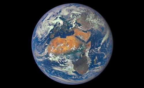 Photo of Planet Earth: Facts About the Earth, Its Moon, Rotation, Orbit, Atmosphere and Surface