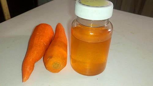 Photo of Carrot Oil Recipe: How to Make Carrot oil for Skin and Hair Growth