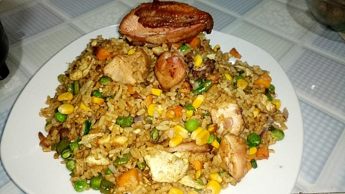 Photo of Chicken Fried Rice: How to Make Chicken Fried Rice| Easy Fried Rice Recipe