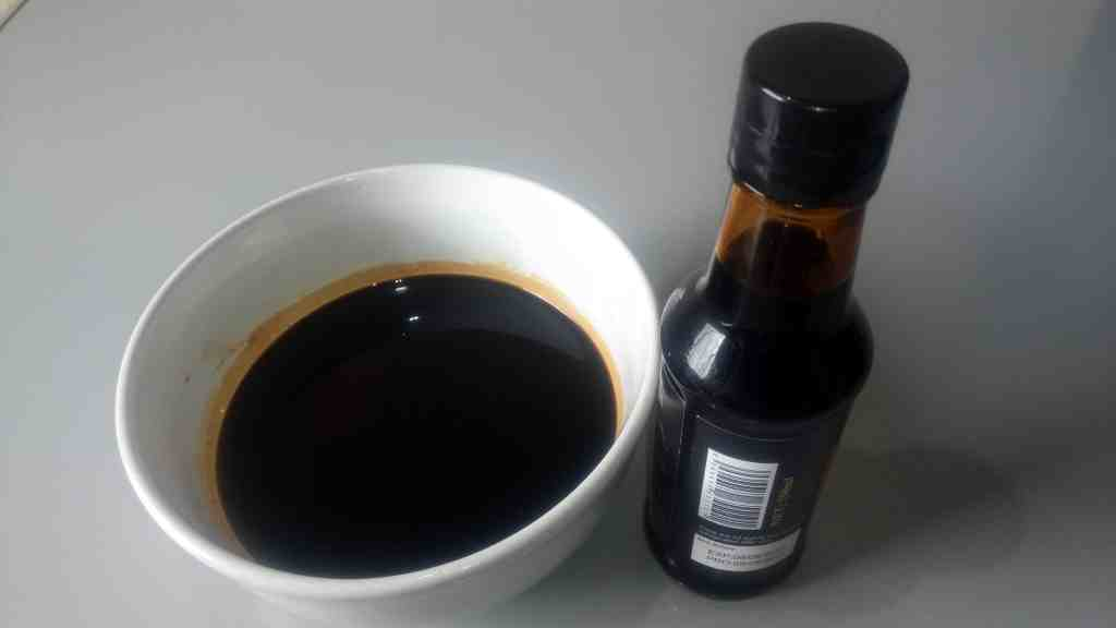 How to make soy sauce substitute