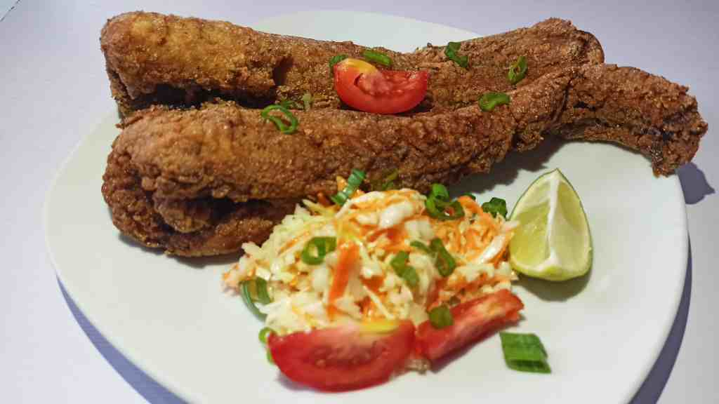Best Pan Fried Fish Recipe with flour batter