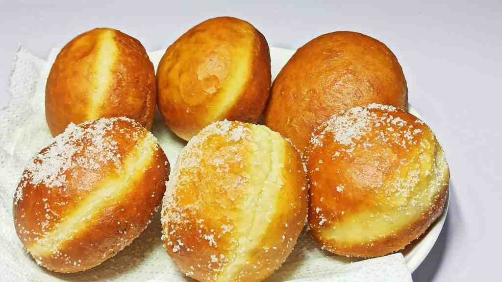 Easy Homemade Donuts Recipe
