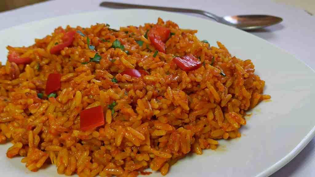 Easy Homemade Mexican Rice Recipe