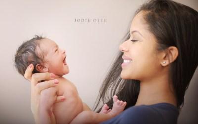 Baltimore County Newborn Photography