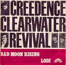 Bad Moon Rising - Creedence Clearwater Revival