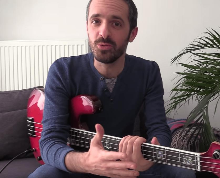 cours de guitare basse