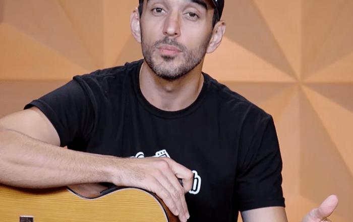 Cours de guitare en viéo pour apprendre à jouer creep