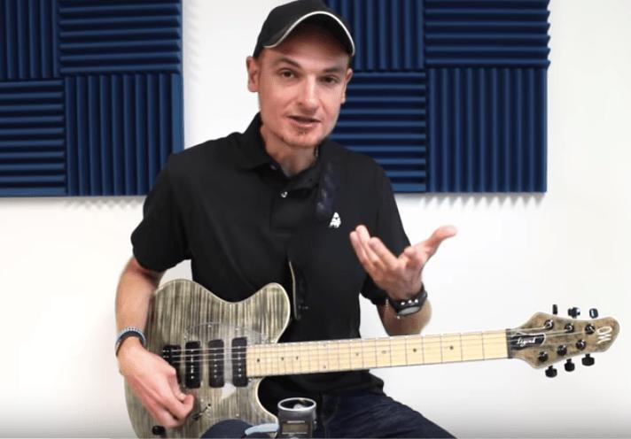 Vidéo pour apprendre à improviser à la guitare