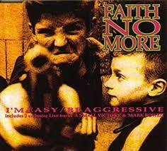 Pochette du disque Easy de Faith no more