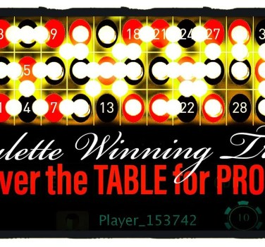 cover the table