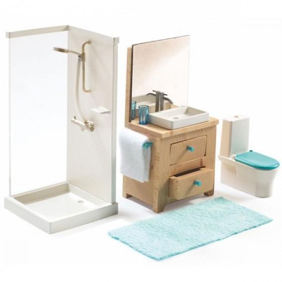 agrandir l image salle de bains djeco 7824