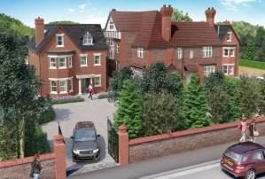 South Lynwood, Mersey Road, Heaton Mersey
