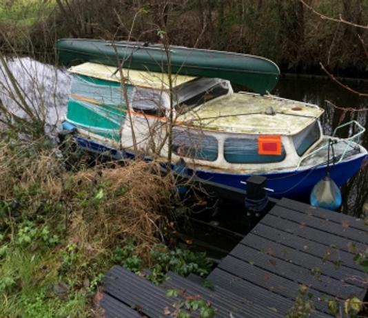 Laatste oproep om boot te verwijderen