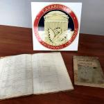 Recuperati e restituiti dal TPC due registri manoscritti dell'Ottocento